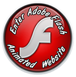 Enter Adobe Flash Animated Website for Artistic Touch